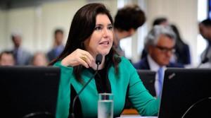 Simone já destinou R$ 6,150 milhões para Costa Rica